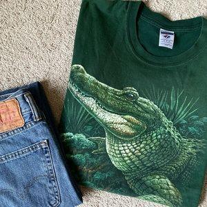 Amazing Alligator tee